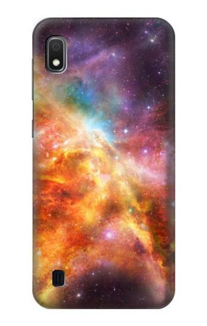 S1963 Nebula Rainbow Space Case For Samsung Galaxy A10