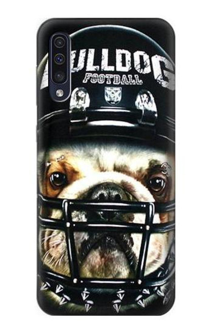 S0098 Bulldog American Football Case For Samsung Galaxy A70