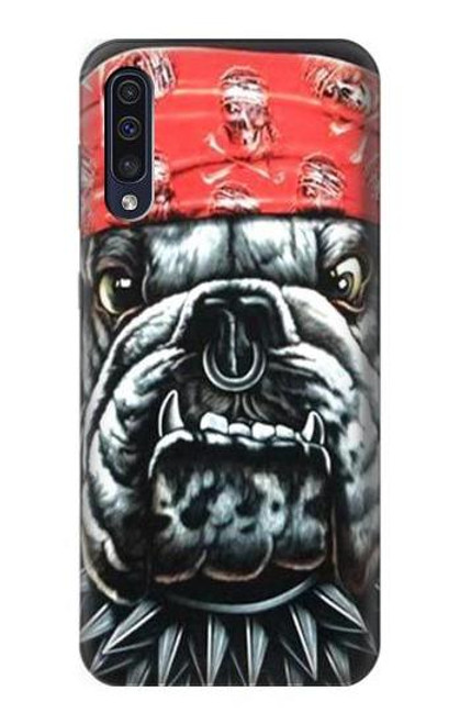 S0100 Bulldog American Football Case For Samsung Galaxy A70