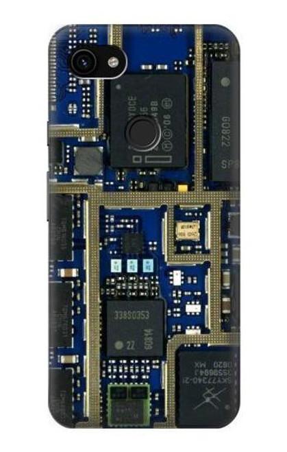 S0063 Curcuid Board Case For Google Pixel 3a XL