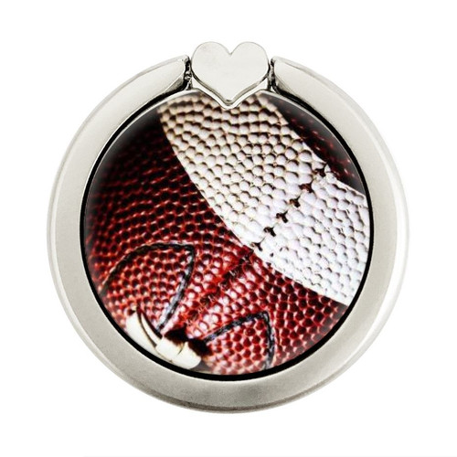 S0062 American Football Graphic Ring Holder and Pop Up Grip