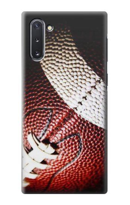 S0062 American Football Case For Samsung Galaxy Note 10
