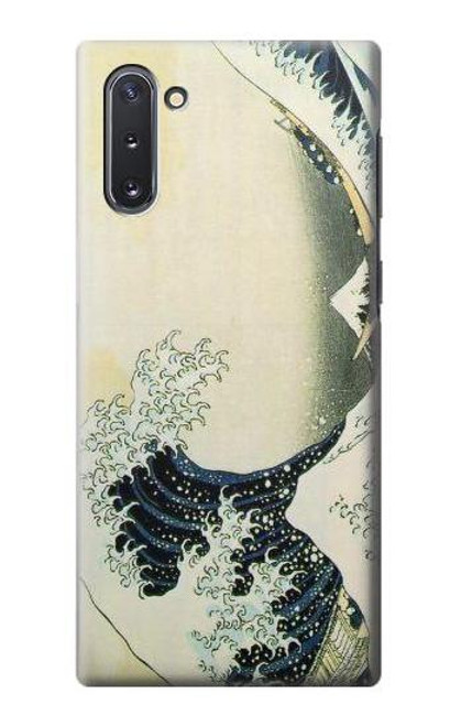 S1040 Hokusai The Great Wave of Kanagawa Case For Samsung Galaxy Note 10
