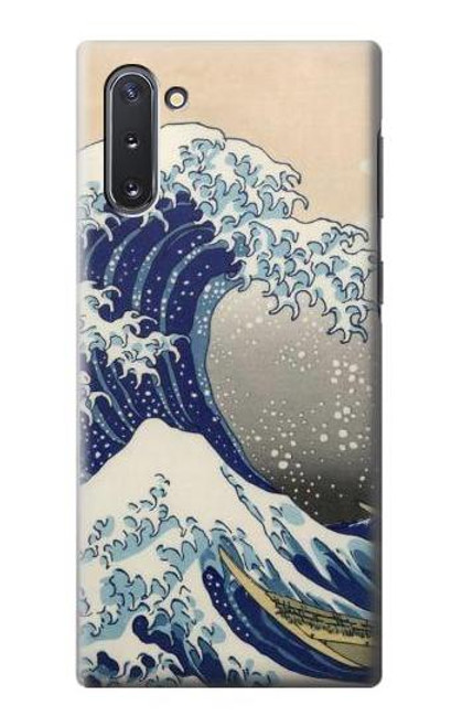 S2389 Hokusai The Great Wave off Kanagawa Case For Samsung Galaxy Note 10