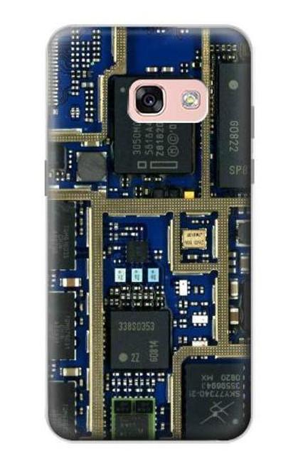 S0063 Curcuid Board Case For Samsung Galaxy A3 (2017)