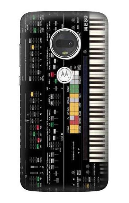 S0061 Synthesizer Case For Motorola Moto G7, Moto G7 Plus