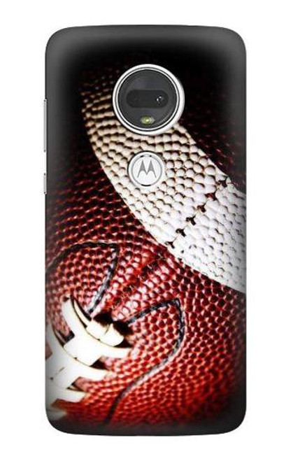 S0062 American Football Case For Motorola Moto G7, Moto G7 Plus