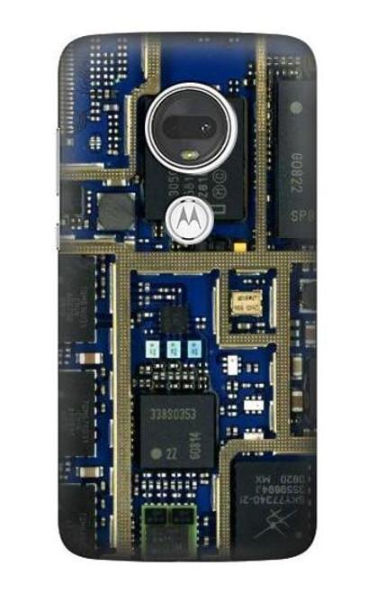 S0063 Curcuid Board Case For Motorola Moto G7, Moto G7 Plus