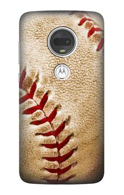 S0064 Baseball Case For Motorola Moto G7, Moto G7 Plus