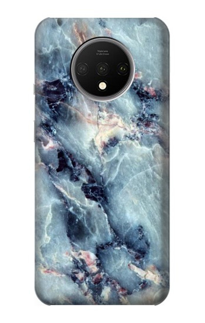 S2689 Blue Marble Texture Graphic Printed Case For OnePlus 7T
