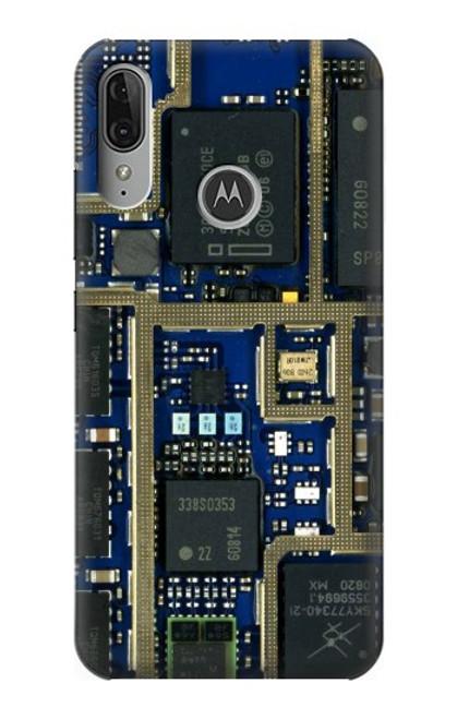 S0063 Curcuid Board Case For Motorola Moto E6 Plus, Moto E6s