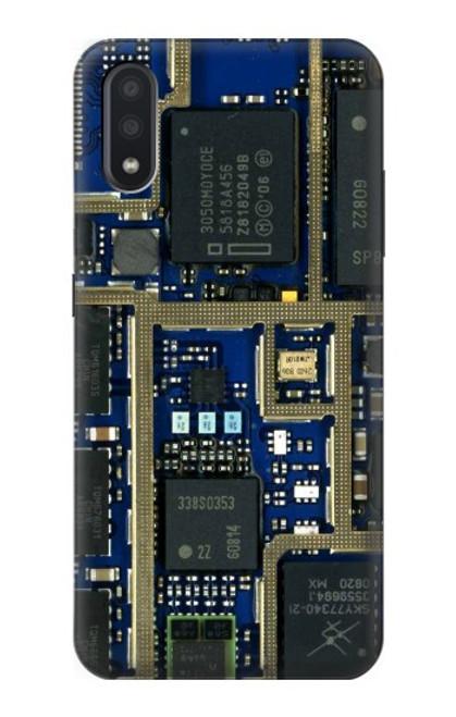 S0063 Curcuid Board Case For Samsung Galaxy A01