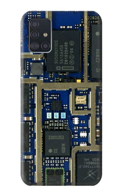 S0063 Curcuid Board Case For Samsung Galaxy A51