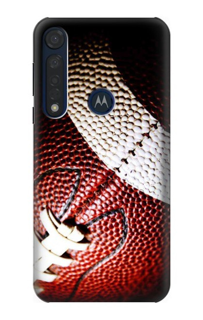 S0062 American Football Case For Motorola Moto G8 Plus