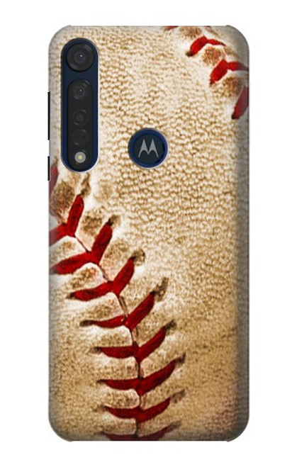 S0064 Baseball Case For Motorola Moto G8 Plus