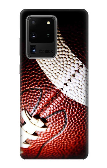 S0062 American Football Case For Samsung Galaxy S20 Ultra