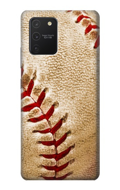 S0064 Baseball Case For Samsung Galaxy S10 Lite