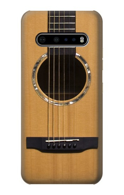 S0057 Acoustic Guitar Case For LG V60 ThinQ 5G