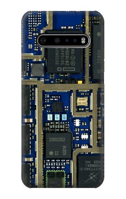 S0063 Curcuid Board Case For LG V60 ThinQ 5G