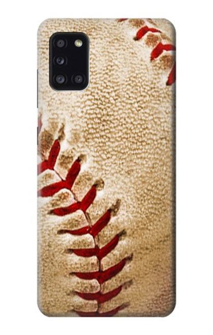 S0064 Baseball Case For Samsung Galaxy A31