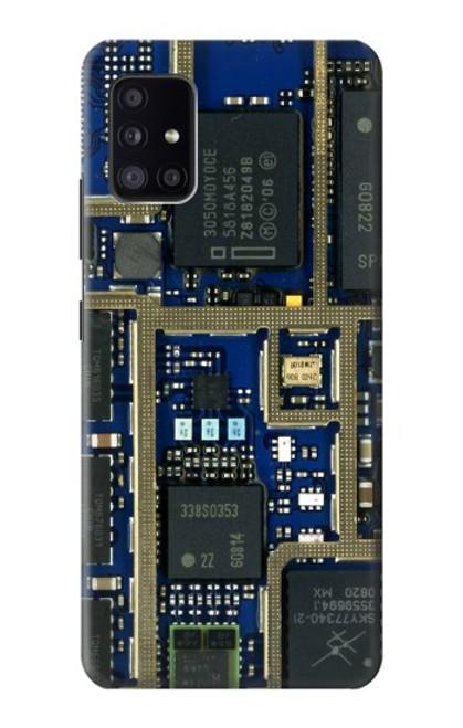 S0063 Curcuid Board Case For Samsung Galaxy A41