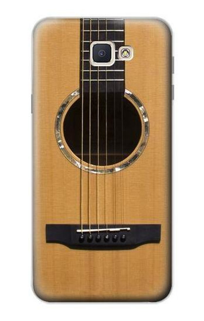S0057 Acoustic Guitar Case For Samsung Galaxy J7 Prime