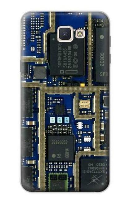S0063 Curcuid Board Case For Samsung Galaxy J7 Prime