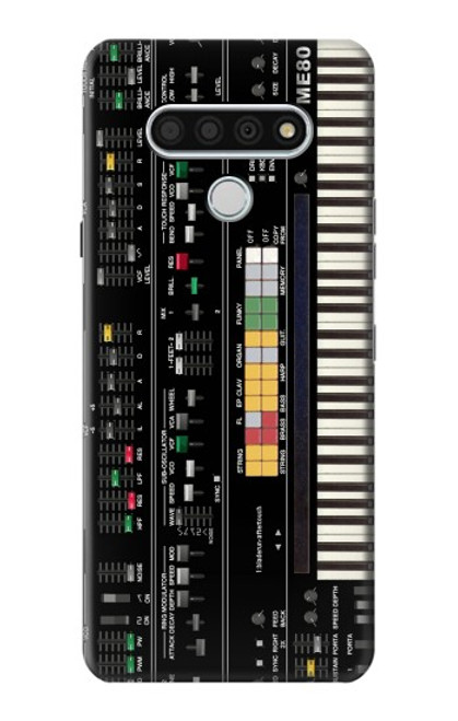 S0061 Synthesizer Case For LG Stylo 6