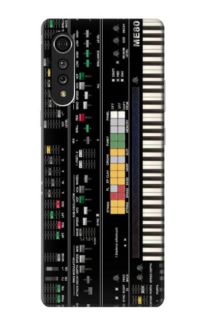 S0061 Synthesizer Case For LG Velvet