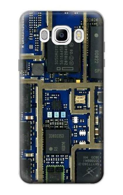 S0063 Curcuid Board Case For Samsung Galaxy J7 (2016)