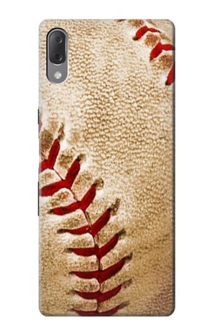 S0064 Baseball Case For Sony Xperia L3