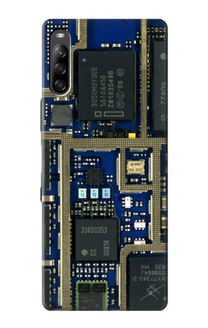 S0063 Curcuid Board Case For Sony Xperia L4