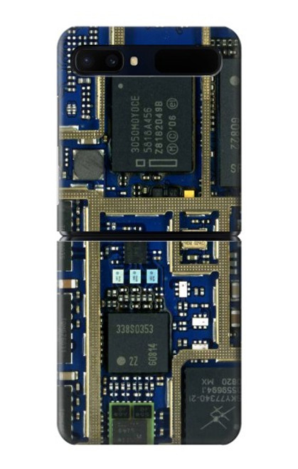S0063 Curcuid Board Case For Samsung Galaxy Z Flip 5G