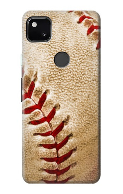 S0064 Baseball Case For Google Pixel 4a