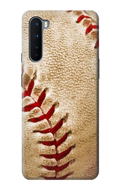 S0064 Baseball Case For OnePlus Nord