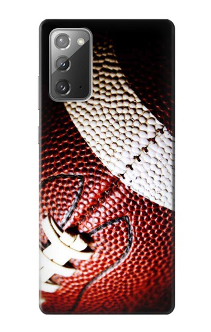S0062 American Football Case For Samsung Galaxy Note 20