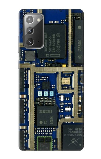 S0063 Curcuid Board Case For Samsung Galaxy Note 20