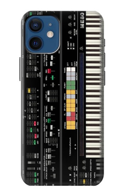S0061 Synthesizer Case For iPhone 12 mini