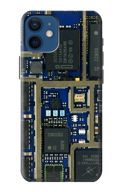 S0063 Curcuid Board Case For iPhone 12 mini
