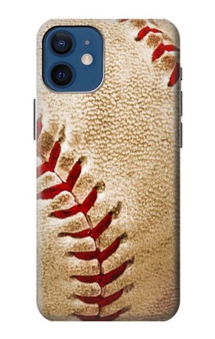 S0064 Baseball Case For iPhone 12 mini