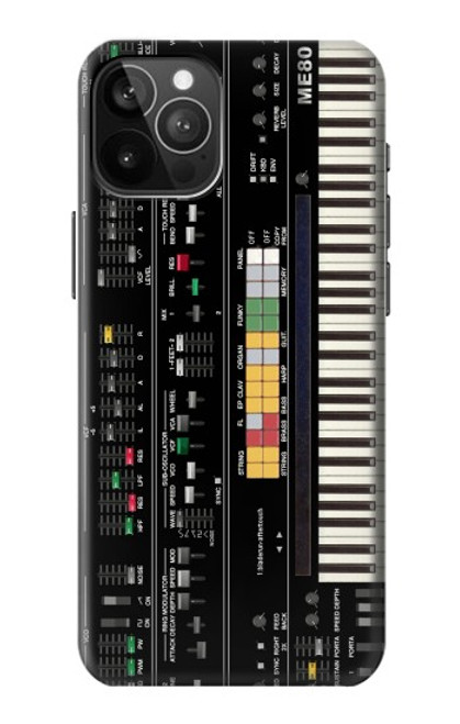 S0061 Synthesizer Case For iPhone 12 Pro Max