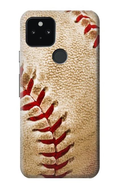 S0064 Baseball Case For Google Pixel 5