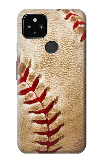 S0064 Baseball Case For Google Pixel 4a 5G