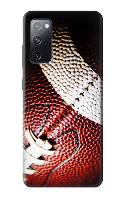 S0062 American Football Case For Samsung Galaxy S20 FE