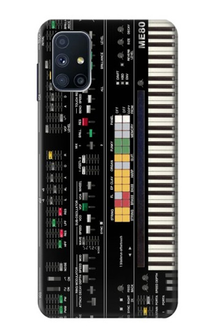 S0061 Synthesizer Case For Samsung Galaxy M51