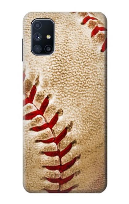 S0064 Baseball Case For Samsung Galaxy M51