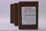Clay Facial Bar-Unscented