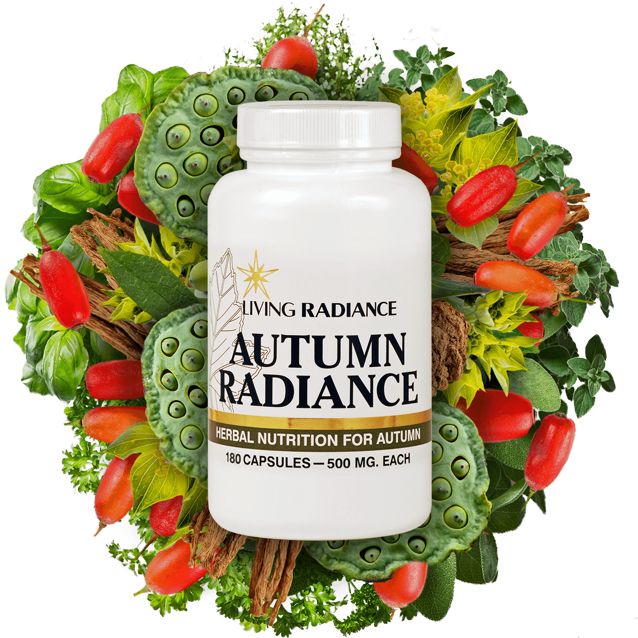 Autumn Radiance Herbal Supplement