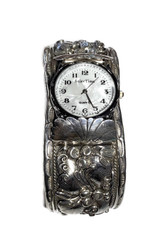 Sterling Silver Watch Band 4.12 Oz