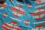 Silk Navajo Design Scarf